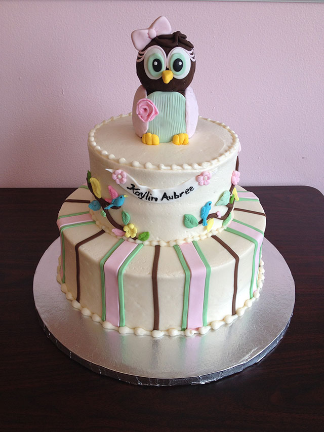 Baby Shower Cakes Fort Worth