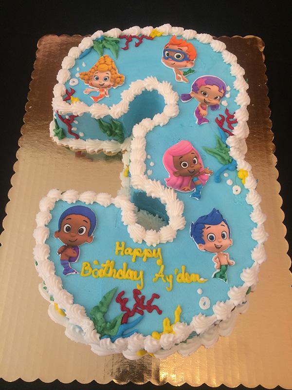 Birthday Cake Number 3 Image Inspiration of Cake and Birthday