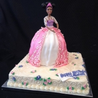 doll-birthdaycake