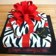 zebra-tiered-grad-cake