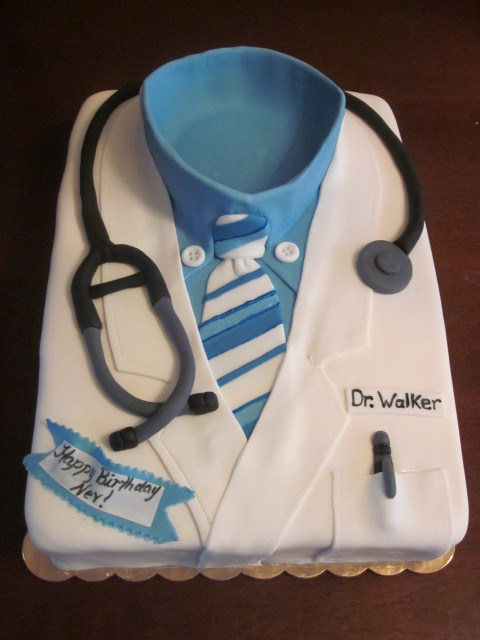 Images Of Cake For Doctor : Specialty Cakes 4 Every Occasion Cupcakes & Cakes