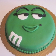 green-mm-cake
