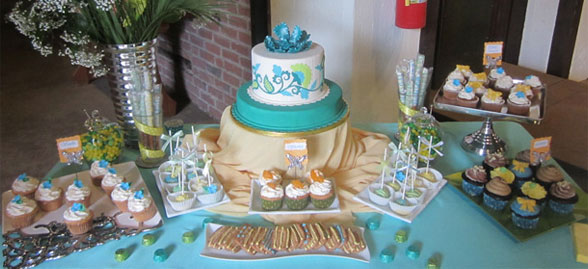 Dessert Table, Cakes, Cupcakes and Specialty Items