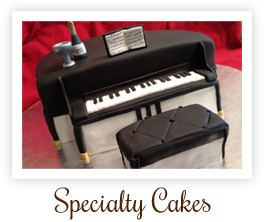 Specialty Cakes Collection