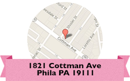 1821 Cottman Ave. Philadelphia PA 19111