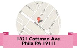 1821 Cottman Ave. Philadelphia PA 19111