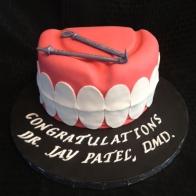 teeth-cake